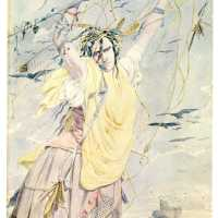 "Richard Dadd: ""But Strong Imagination Painted All The Woes Of Crazy Jane!"""